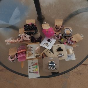 nordstroms hair accessory bundle ! 21 items!
